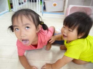 ※子どもは叱って育てると、、誉めて育てると、、