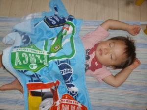乳幼児突然死症候群(SIDS)と午睡管理